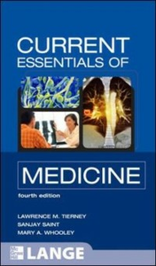 Ebook in inglese CURRENT Essentials of Medicine, Fourth Edition Saint, Sanjay , Tierney, Lawrence , Whooley, Mary
