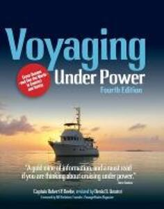 Voyaging Under Power - Robert P. Beebe,Denis D. Umstot - cover