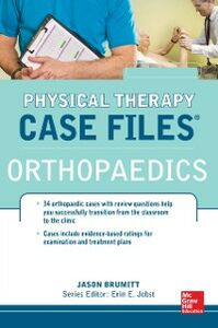 Ebook in inglese Physical Therapy Case Files: Orthopaedics Brumitt, Jason , Jobst, Erin