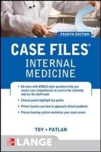Ebook in inglese Case Files Internal Medicine, Fourth Edition Patlan, John , Toy, Eugene