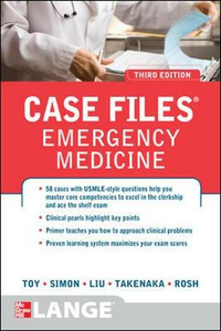 Libro Case files emergency medicine