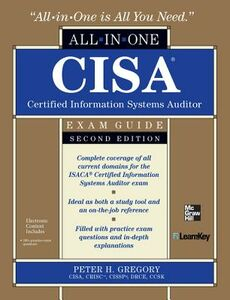 Ebook in inglese CISA Certified Information Systems Auditor All-in-One Exam Guide, 2nd Edition Gregory, Peter H.