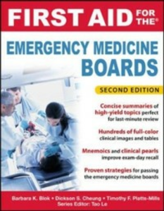 Ebook in inglese First Aid for the Emergency Medicine Boards 2/E Blok, Barbara K. , Cheung, Dickson S. , Platts-Mills, Timothy F.