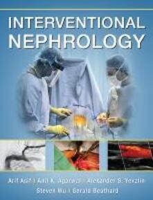 Interventional nephrology - copertina