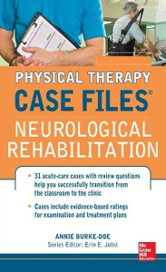 Ebook in inglese Physical Therapy Case Files: Neurological Rehabilitation Burke-Doe, Annie