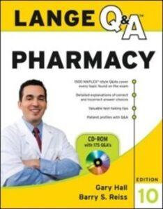 Foto Cover di Lange Q&A Pharmacy, Tenth Edition, Ebook inglese di Gary Hall,Barry Reiss, edito da McGraw-Hill Education