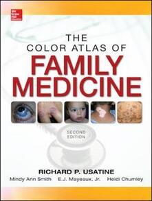 The Color atlas of family medicine - copertina