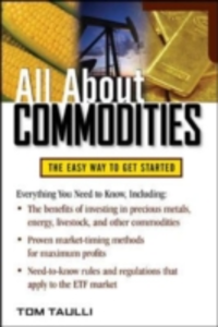Ebook in inglese All About Commodities Taulli, Tom