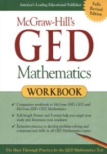 Ebook in inglese McGraw-Hill's GED Mathematics Workbook Howett, Jerry