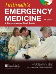 Ebook in inglese Tintinalli's Emergency Medicine: A Comprehensive Study Guide, Seventh Edition Cline, David , Cydulka, Rita , Ma, O. John , Meckler, Garth