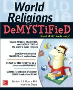 Ebook in inglese World Religions Demystified (EBOOK) Moosa, Ebrahim