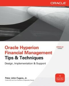 Ebook in inglese Oracle Hyperion Financial Management Tips And Techniques Fugere, Peter