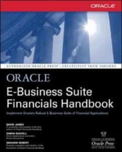 Ebook in inglese Oracle E-Business Suite Financials Handbook James, David , Russell, Simon , Seibert, Graham