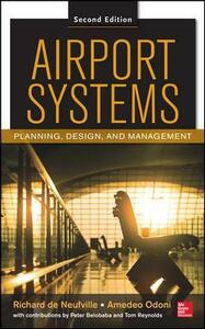 Airport systems: planning, design, and management - copertina
