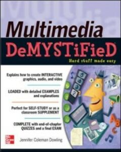Ebook in inglese Multimedia Demystified Dowling, Jennifer Coleman