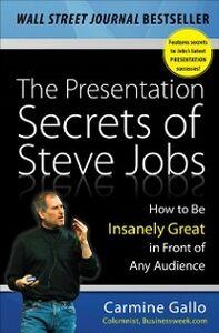 Ebook in inglese Presentation Secrets of Steve Jobs (ENHANCED EBOOK) Gallo, Carmine