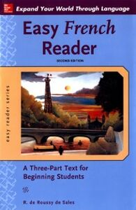 Ebook in inglese Easy French Reader, Second Edition Sales, R. de Roussy de