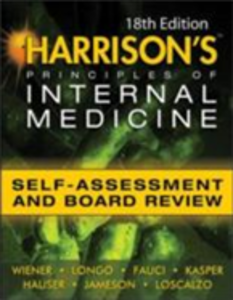 Ebook in inglese Harrisons Principles of Internal Medicine Self-Assessment and Board Review 18th Edition Jameson, J. Larry , Kasper, Dennis L. , Longo, Dan , Loscalzo, Joseph