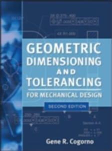 Ebook in inglese Geometric Dimensioning and Tolerancing for Mechanical Design 2/E Cogorno, Gene