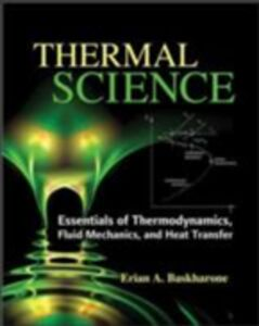 Foto Cover di Thermal Science, Ebook inglese di Erian A. Baskharone, edito da McGraw-Hill Education