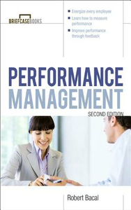 Ebook in inglese Performance Management 2/E Bacal, Robert
