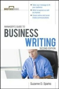 Ebook in inglese Manager's Guide To Business Writing 2/E FitzGerald, Suzanne Sparks