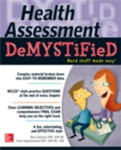 Ebook in inglese Health Assessment Demystified Digiulio, Mary , Napierkowski, Daria