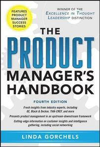 The Product Manager's Handbook 4/E - Linda Gorchels - cover