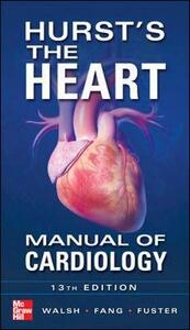Hurst's the heart manual of cardiology - copertina