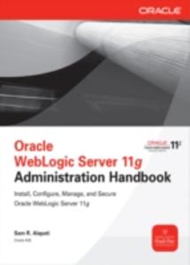 Ebook in inglese Oracle WebLogic Server 11g Administration Handbook Alapati, Sam R.