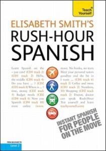 Rush-Hour Spanish - Elisabeth Smith - cover