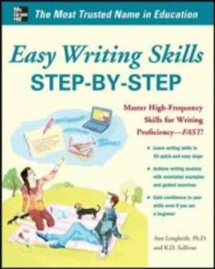Ebook in inglese Easy Writing Skills Step-by-Step Longknife, Ann , Sullivan, K. D.