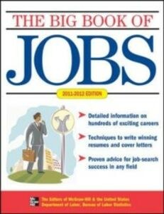 Ebook in inglese THE BIG BOOK OF JOBS 2012-2013 McGraw-Hill Educatio, cGraw-Hill Education