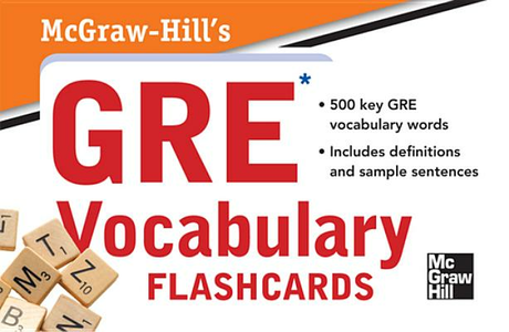 Ebook in inglese McGraw-Hill's GRE Vocabulary Flashcards Dulan, Steven W.