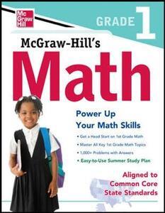 McGraw-Hill Math Grade 1 - McGraw-Hill Education - cover