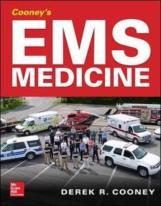EMS Medicine - Derek Cooney - cover