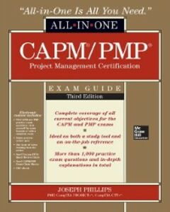 Ebook in inglese CAPM/PMP Project Management Certification All-In-One Exam Guide, Third Edition Phillips, Joseph