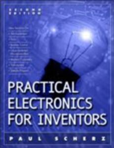 Ebook in inglese Practical Electronics for Inventors 2/E Scherz, Paul