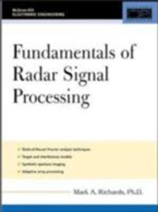 Ebook in inglese Fundamentals of Radar Signal Processing Richards, Mark A.