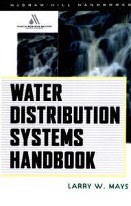 Foto Cover di Water Distribution System Handbook, Ebook inglese di Larry Mays, edito da McGraw-Hill Education