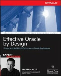 Ebook in inglese Effective Oracle by Design Kyte, Thomas