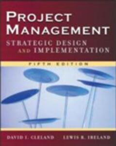 Ebook in inglese Project Management Cleland, David , Ireland, Lewis