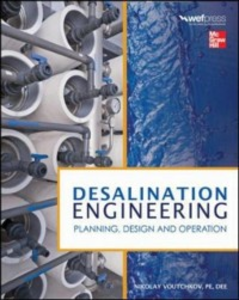 Ebook in inglese Desalination Engineering: Planning and Design Voutchkov, Nikolay