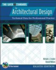 Ebook in inglese Time Saver Standards for Architectural Design 8/E (EBOOK) Crosbie, Michael , Watson, Donald