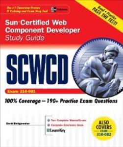 Foto Cover di Sun Certified Web Component Developer Study Guide Exam 310-081 (EBOOK), Ebook inglese di David Bridgewater, edito da McGraw-Hill Education