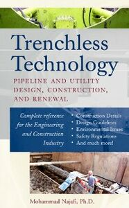 Ebook in inglese Trenchless Technology Najafi, Mohammad