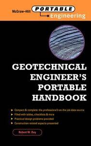 Ebook in inglese Geotechnical Engineer's Portable Handbook Day, Robert