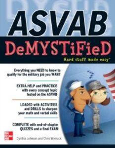 Foto Cover di ASVAB DeMYSTiFieD, Ebook inglese di Cynthia Johnson, edito da McGraw-Hill Education