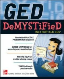 Ebook in inglese GED DeMYSTiFieD Johnson, Cynthia