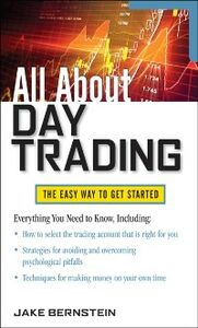 Ebook in inglese All About Day Trading Bernstein, Jake